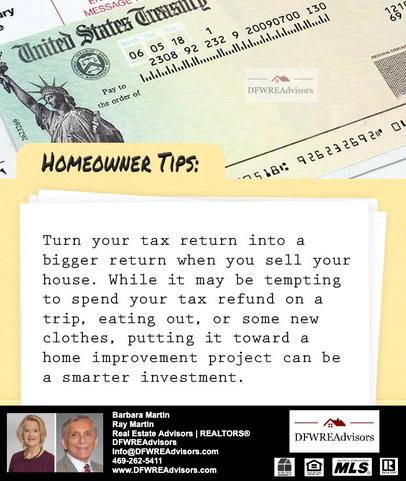 Tax Refund to...