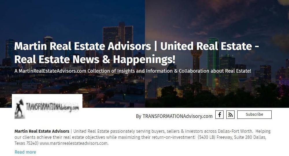 Real Estate News & Happenings!