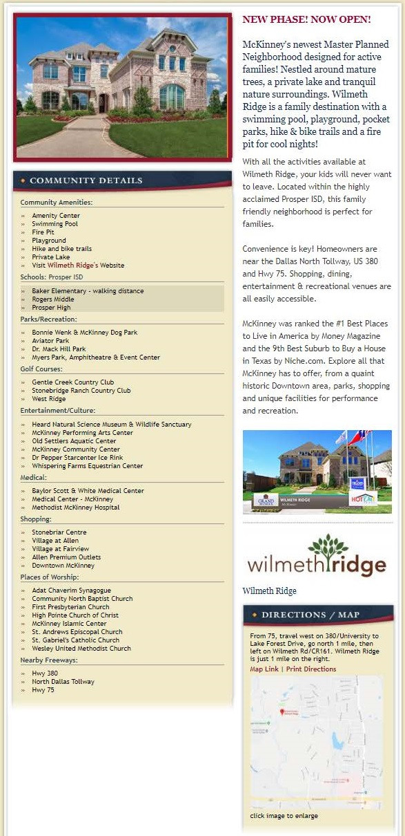 Wilmeth Ridge