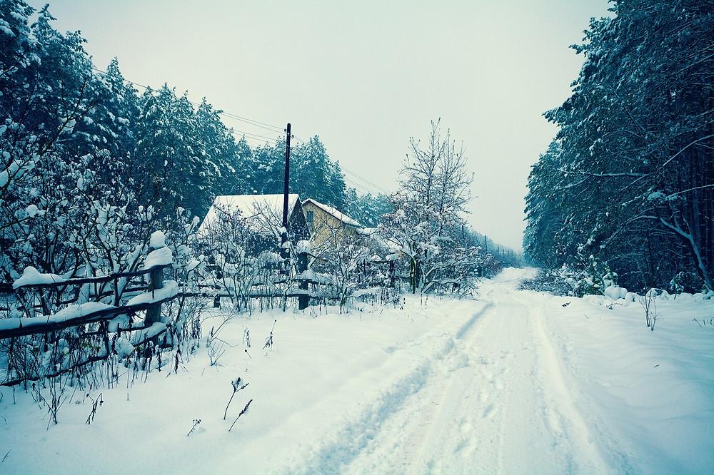Winterizing