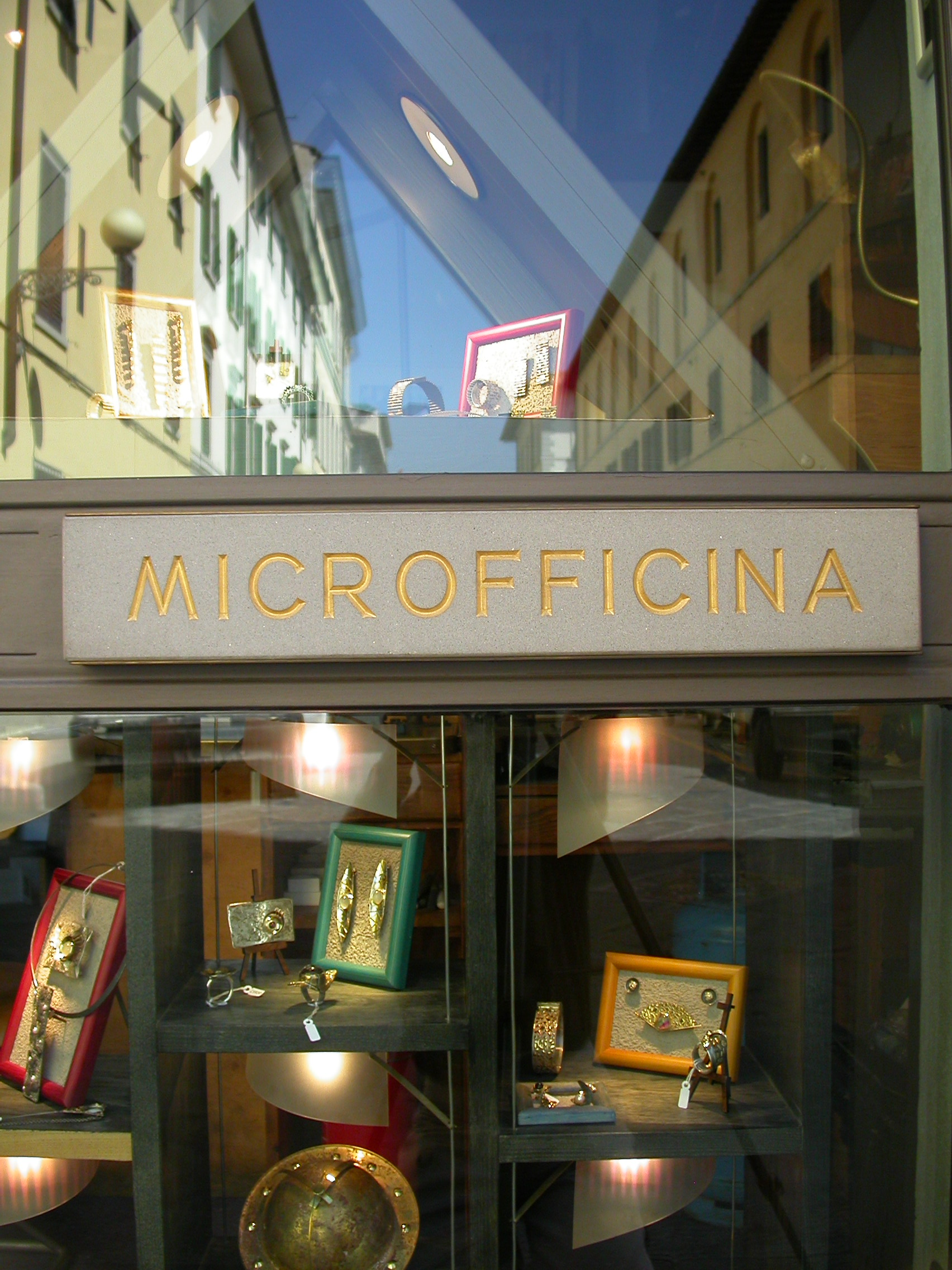 MICROFFICINA Florence jewelry