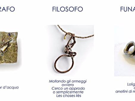 Arte, Artigianato o Design? Tre modi di interpretare il gioiello: saggio, assaggio o sondaggio?