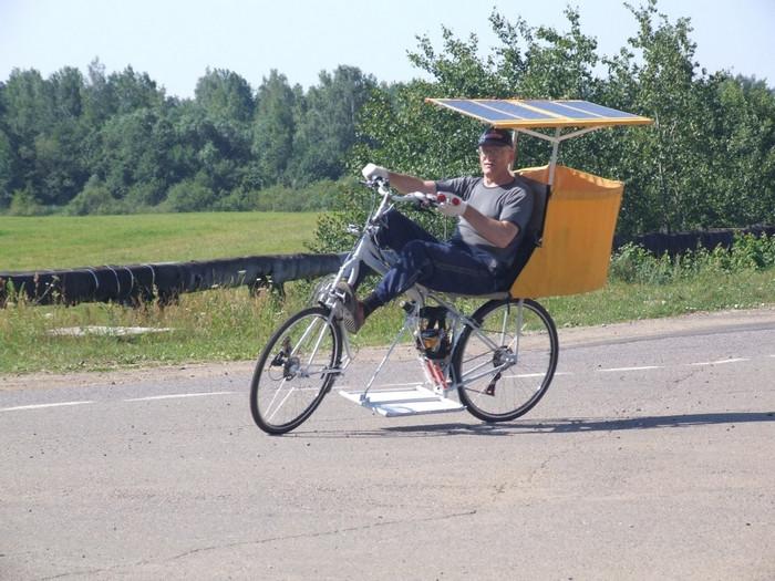 Второе велопутешествие по Австралии (Second cycling in Australia). (2008 г.)