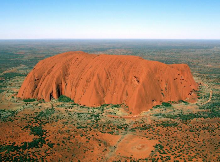 Форс-мажорное путешествие по Австралии. (2006 г.)