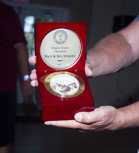 Regular Season Champions Trophy
