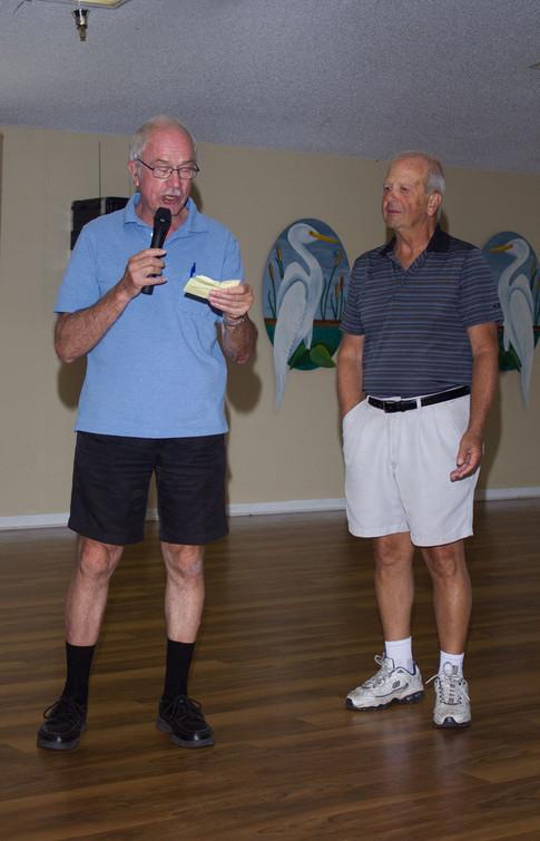 Trevor Onken and Kurt Thiese
