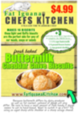 Buttermilk Chive Biscuits - website desc