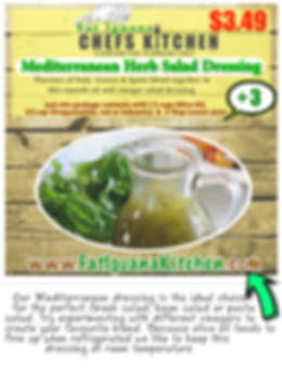 Mediterranean Herb dressing - website de