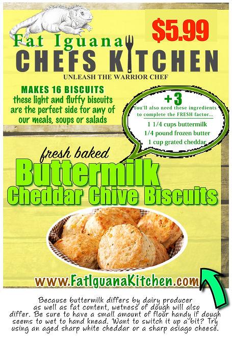 Buttermilk Chive Biscuits - website desc