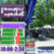 Hydro Place Market - August website date
