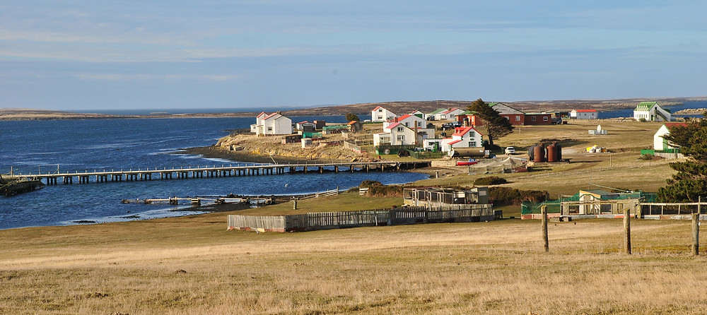 Goose Green, Falkland Islands | Credit: John5199 | CC BY 2.0 - no alterations made