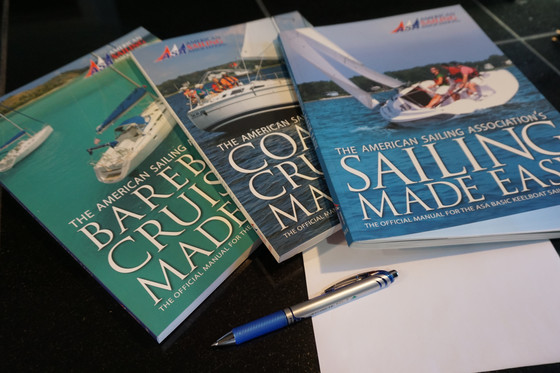 First Sailing Lessons Set for June!