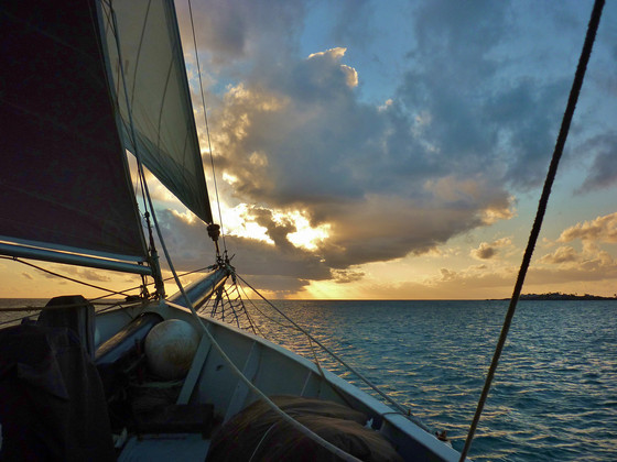 Chapter 3: Sailing the Caribbean Blue