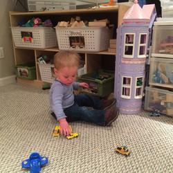 Early childhood block area