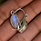 Thumbnail: Natural Moonstone Marquise 925 Silver Earrings