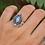 Thumbnail: 925 Sterling Silver Pear Labradorite Ring