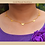 Thumbnail: Butterfly Necklace, Minimalist Gold Plated Ladies Delicate Butterfly Necklace