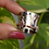 Thumbnail: Star Spinner Ring, Solid 925 Sterling Silver Anxiety Ring, Fidget Ring