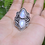 Thumbnail: 925 Sterling Silver Moonstone Ring