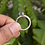 Thumbnail: Natural Round Labradorite 925 Silver Ring