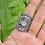 Thumbnail: 925 Sterling Silver Rose Quartz Ring