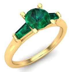 vintage emerald 18k gold ring (3)_edited