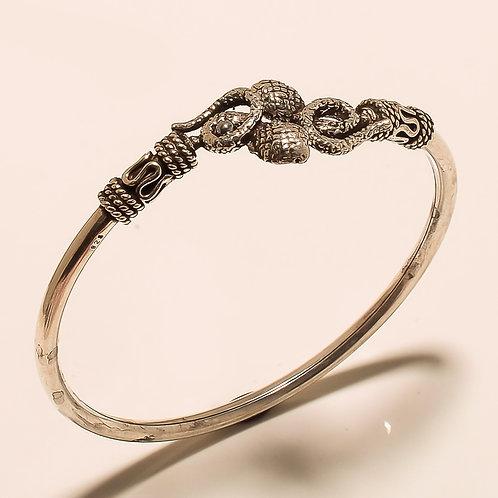 Sterling Silver Oxodized Bracelet