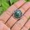 Thumbnail: 925 Sterling Silver Malachite Ring