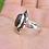 Thumbnail: 925 Sterling Silver Labradorite Ring