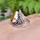 Thumbnail: 925 Sterling Silver Tiger-Eye Ring