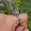 Thumbnail: Vintage Labradorite Ring 925 Sterling Silver Ring