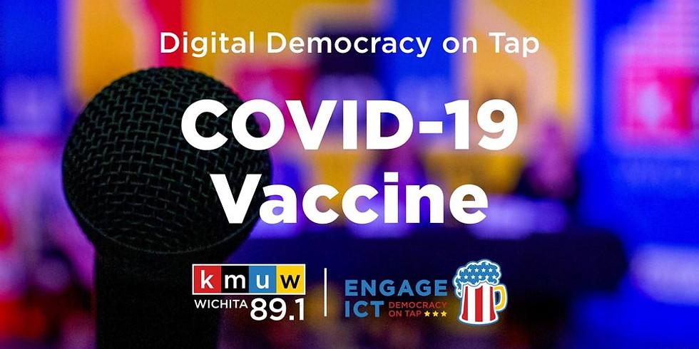 Covid-19 Vaccine   KMUW's Democracy on Tap