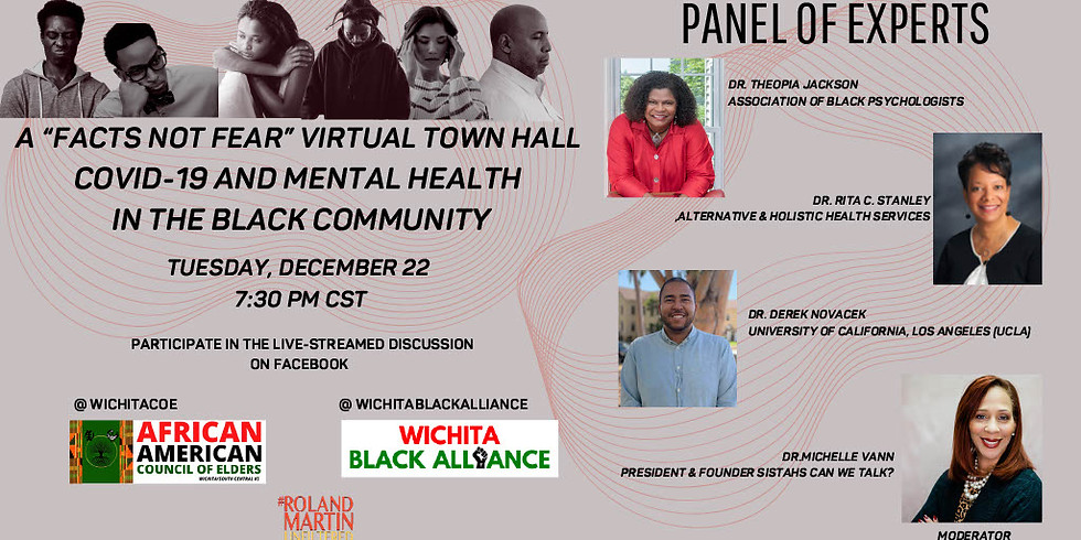 COVID-19 and Mental Health in the Black Community