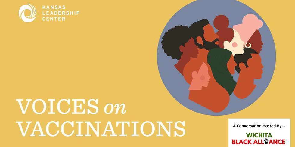 Black Alliance KLC Vaccination Discussion (2/27 @ 10AM)