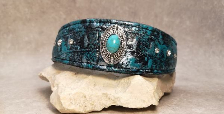 """ARTIST TURQUOISE  SILVER"""