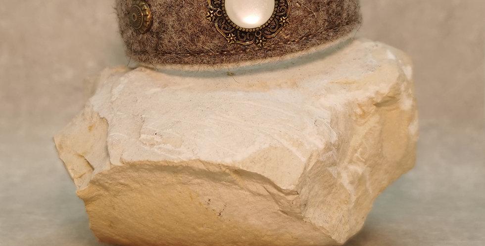 #302/ mittlerer HU max 21 cm - mit Metallklickverschluss - Wohlfühlh