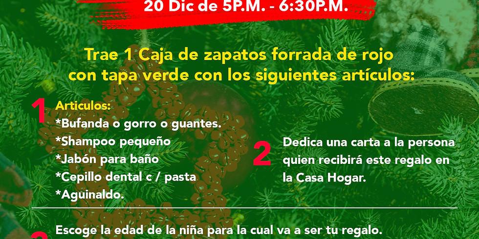 Visita Casa Hogar Santa María Goreti