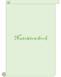 Nutrition book only
