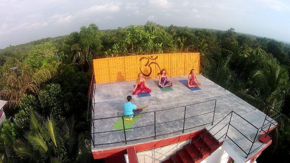 Meditation Wasserturm Ayurveda Lawrence Hill Paradise