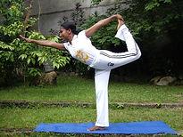 Yogalehrerin Chmapa Ayurveda Lawrencee Hill Paradise