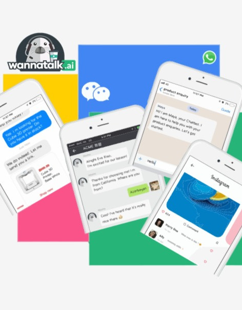 Wannatalk Chatbot