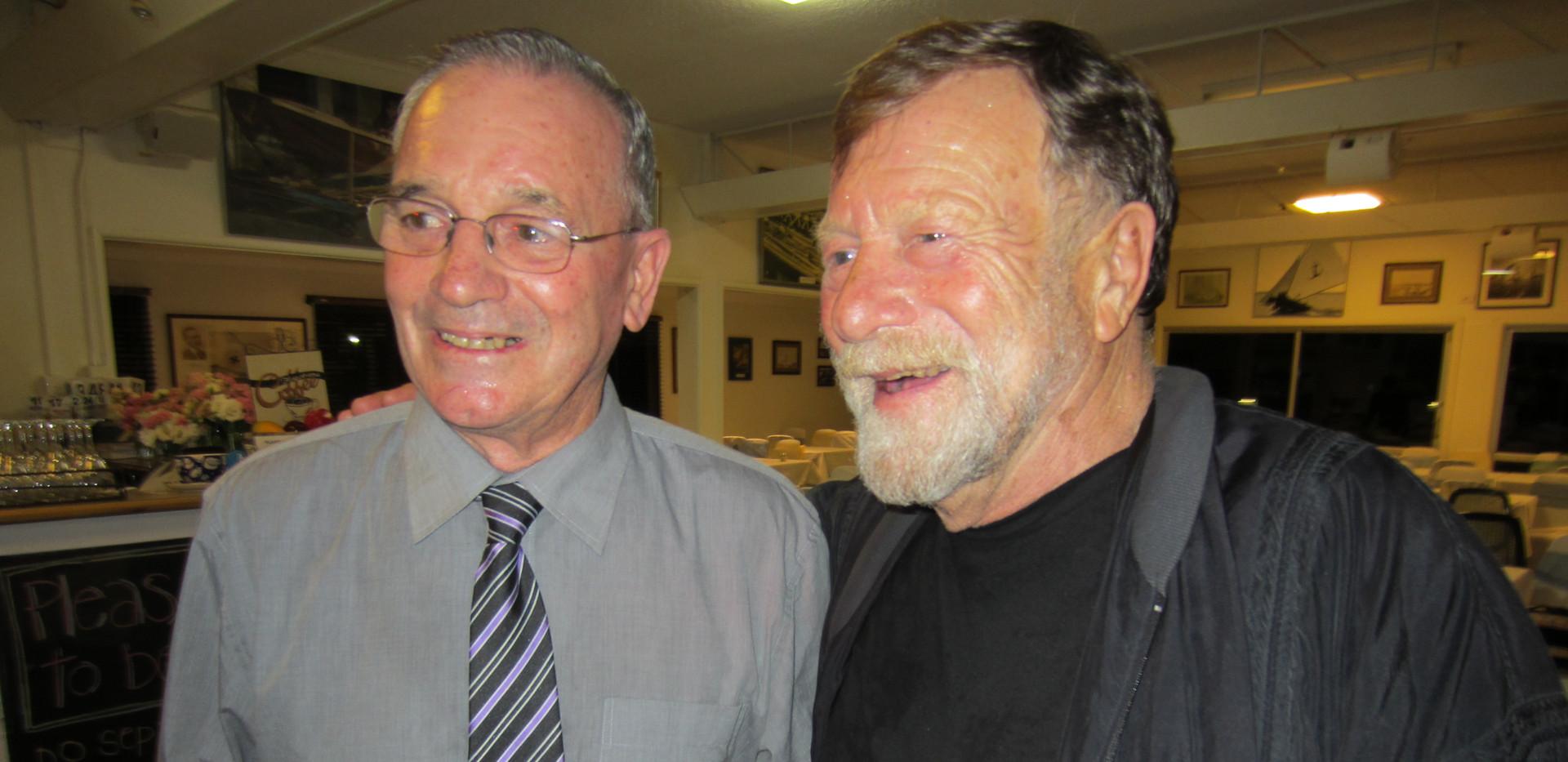 Jack Thompson and Mark Foy