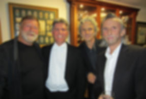 Jack Thompson, Ian Spruce, Peter O'Doher