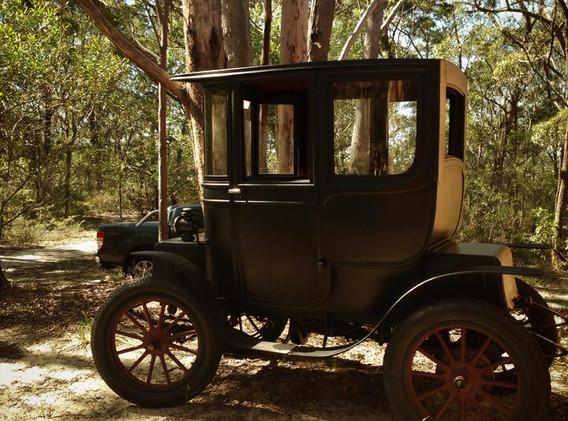 'Ladies' Electric Car