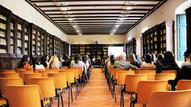 Reader's Institute at Teachers College (Spring 2016)