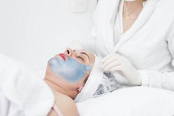 mascara de safira adcos tratamento facial