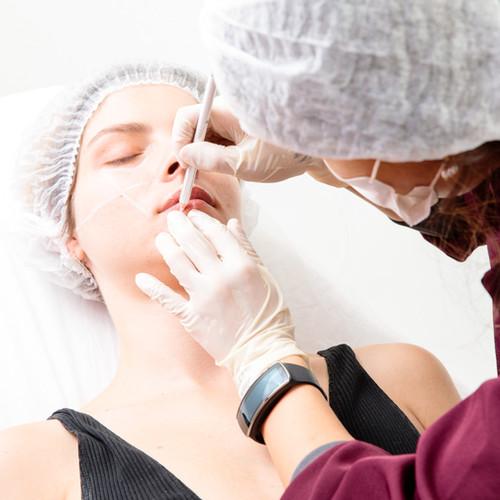 preenchimento labial