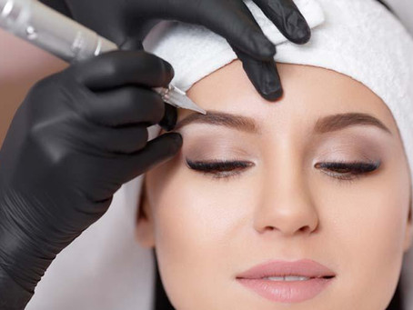 Micropigmentação. Tipos de técnicas que estão em alta no mercado