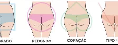 """Bumbum, uma paixão brasileira. """"O segredo do bumbum na nuca"""""""
