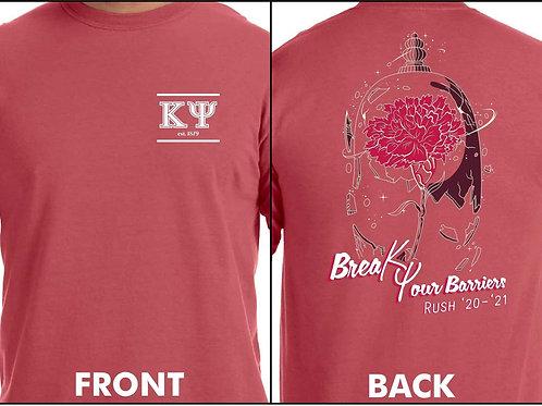 Break Your Barriers Rush Shirt 20-21